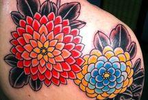 Tattoo inspiration / by Jessica Wells