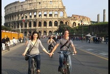 Biking Rome! / Let's follow the Dearoma staff to enjoy a private guided Bicycle tours in Rome