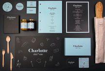 Nasze realizacje! / Produkty dla bistro Charlotte, czyli smacznie nie tylko na talerzu.