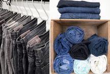 Organising: Cloths
