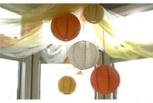 Balloons, Lanterns, Disco Balls & Tulle / by Amanda Noyes