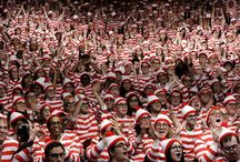 where is Wally ?