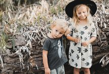 BOHO LITTLES / PRIM POP's selection of children's apparel and accessories