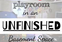 Basement/playroom