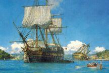 Ian Maritime Art