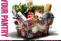 Shopping Lists & Meal Planning / A shopping guide to help you reach your weight loss goals.