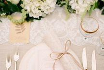 PLACE / TABLE SETTING