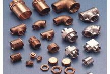 Brass Pipe & Plumbing Fittings