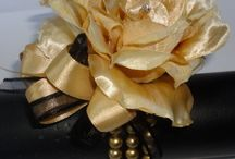 Prom Corsage - Wrist Corsages For Proms & Weddings / Wrist corsages for proms, weddings and special occasions. Bespoke service offered.