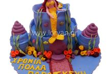 loryan 3d τούρτες
