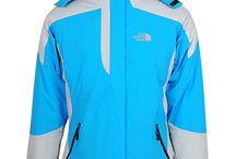 The North Face Gore Tex Pro Jacket Women Lightblue