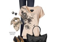 Outfits / by Kristina Berndt