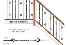 Choosing stair parts
