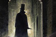 Тёмный тёмный детектив!..