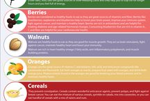 Nutrition / This board contains healthy foods, recipes, and tips for cooking healthy meals and snacks.