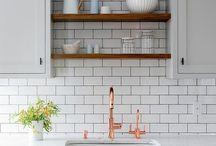 Above Kitchen Sink