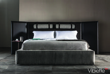 New Vibieffe 2016 beds / Vibieffe: sofas, armchairs, sofa beds, beds and furnishing accessories made in Italy.