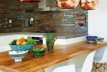 Kitchen ideas / For when I have my amazing stunning awesome kitchen of my dreams :) / by Theresa Datillo