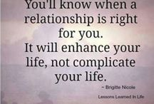 Relationship Stuff / by Ashley Harrison