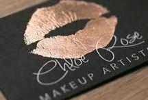 make up artist logo