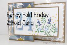Fancy fold