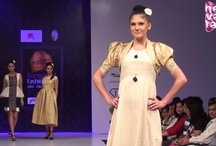 Ravina and Srijana's Collection from Bangalore Fashion Week 2012