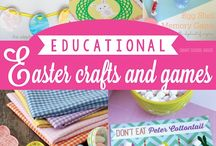 Arts & Crafts: Easter