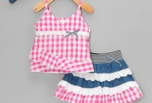 Cute Little Girl Clothes... / by Julie Hannon