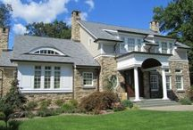 Exterior Painting in Bergen County NJ. Perfection Plus Painting / Perfection Plus Painting has painted hundreds of homes in Bergen County since we began in 1986. We have extensive experience in exterior painting as well as the preparation required prior to painting for long lasting results.