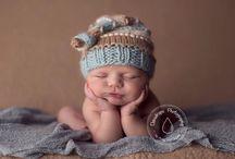 Newborn photography / by Adrienne Scharf