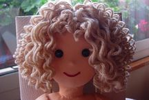 how to make curls for dolls hair