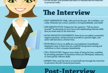 Mastering the Job Interview / by The Fashion Potential