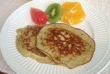 Flourless pancakes