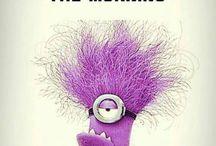 Minions / I am a Minion Fan! / by Steve Gagle