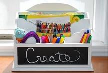 organized crafting / by Tammy Davis