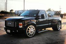 pick up trucks