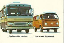VW camper / Dreamy vans