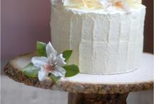 Cake stand ideas / by Karen Buxton