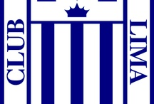 Club Alianza Lima / by Jorge Roca