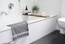 Bathroom / Styling and Design Ideas
