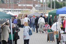 Harton Quays Park Craft Markets 2015 / Some snaps from the Harton Quays Park Craft Markets!