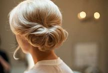 Bridal Hair Styles We Love! / Created by: San Diego Events Company Intern Sierra Richter