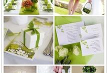 My wedding day / Green wedding