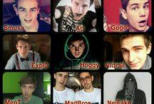 YouTubeři CZ