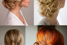 Hairstyles / by Leslie Ouellette