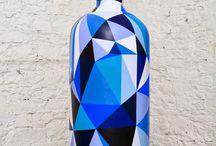 garrafa decoraada