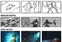 Q2 Research 2 - Storyboarding