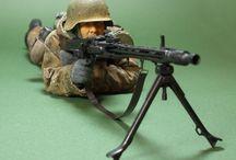 Waffen ss action figure 1/6