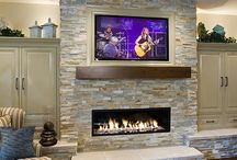 Fireplace love / by Shelly Widlansky