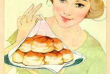 Bakery Graphics Inspiration